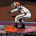 Microzine #17 Apple II  MicroAgent of el Body Guard - Explorando el Cuerpo del General