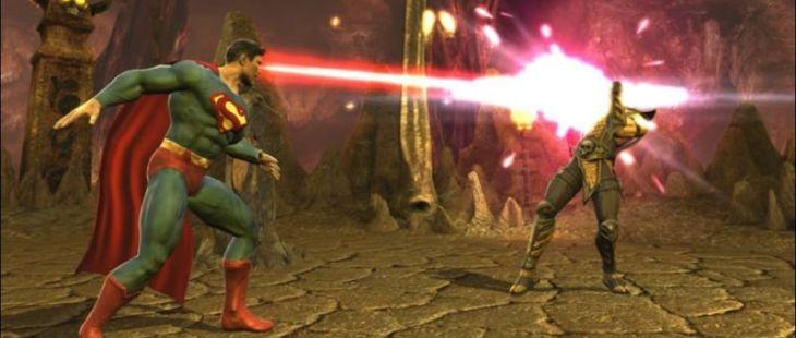 Mortal Kombat vs. DC Universe PlayStation 3 Mortal Kombat vs. DC Universe_15