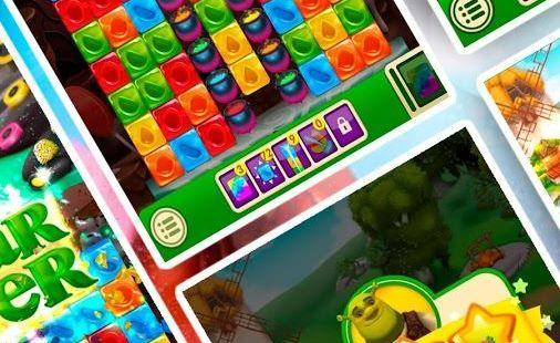 Shrek Sugar Fever Android Shrek Sugar Fever_10