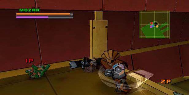Teenage Mutant Ninja Turtles 3: Mutant Nightmare Xbox Teenage Mutant Ninja Turtles 3: Mutant Nightmare_1