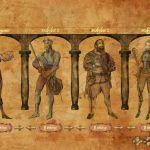 Ancient Trader Windows  Personalización del jugador - Hasta cuatro jugadores humanos (asiento caliente) ) o se pueden seleccionar cuatro bots.