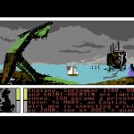 Passengers on the Wind Commodore 64  inicio del juego