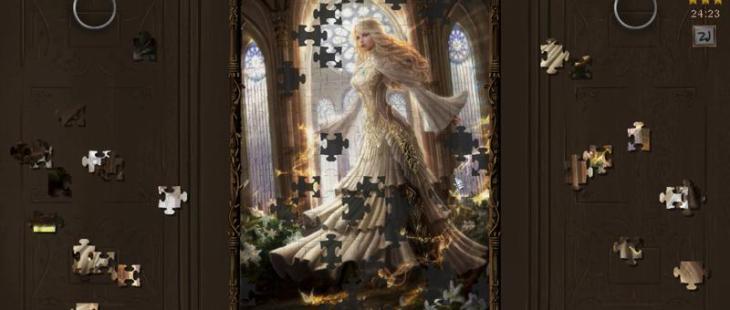 Dark Fantasy: Jigsaw Puzzle Windows Dark Fantasy: Jigsaw Puzzle_2