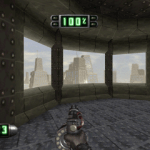 Disruptor PlayStation  Vista de tres ventanas