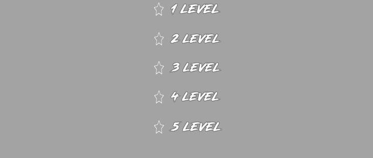 Hentai Idol Windows Desde el menú principal, el jugador puede acceder a todos los rompecabezas que ha desbloqueado y reproducirlos. Esta es la versión de demostración, por lo que los rompecabezas de 5x5 no están disponibles