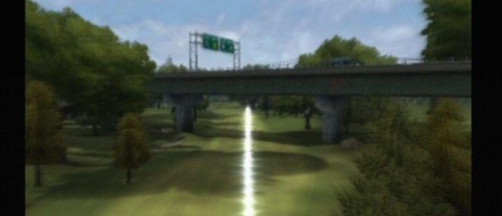 Outlaw Golf 2 PlayStation 2  La bola fantasma te permite ver dónde aterrizaría la bola si la golpeas como estaba previsto