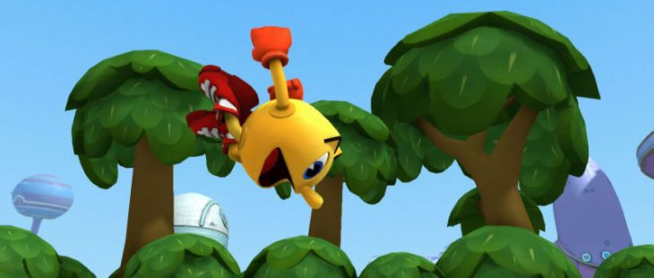 Pac-Man and the Ghostly Adventures PlayStation 3 Pac-Man and the Ghostly Adventures_31