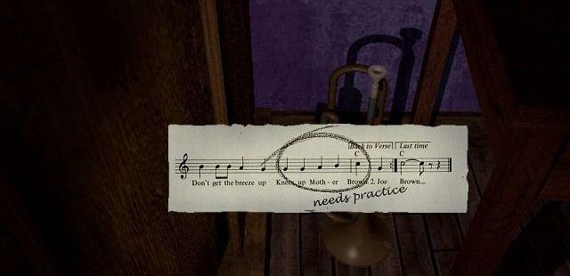 Dark Fall: The Journal Windows  Otra pista ... ahora si solo puedo encontrar un piano en algún lugar para tocarlo.
