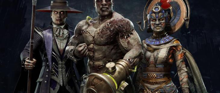 Mortal Kombat 11: Gothic Horror Skin Pack PlayStation 5 Mortal Kombat 11: Gothic Horror Skin Pack_0
