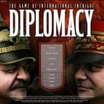 Diplomacy Windows Menú principal