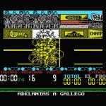 Tour 91 MSX  en la línea de salida. ¡ Y nos vamos!
