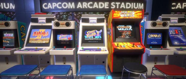 Capcom Arcade Stadium: Packs 1, 2, and 3 Xbox Series Capcom Arcade Stadium: Packs 1, 2, and 3_7