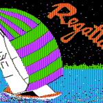 Regatta: A Sailing Game Apple II