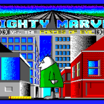 Mighty Marvel vs. the Forces of Evil Apple IIgs