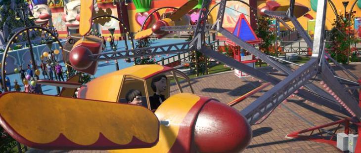 Planet Coaster: Vintage & World's Fair Bundle Xbox One Planet Coaster: Vintage & World's Fair Bundle_7