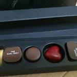 バレンタインおすすめ♪ピエールマルコリーニのチョコレート♡