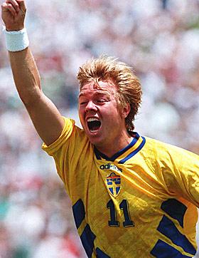 Tomas Brolin Futbolista (PEPELOTAS)