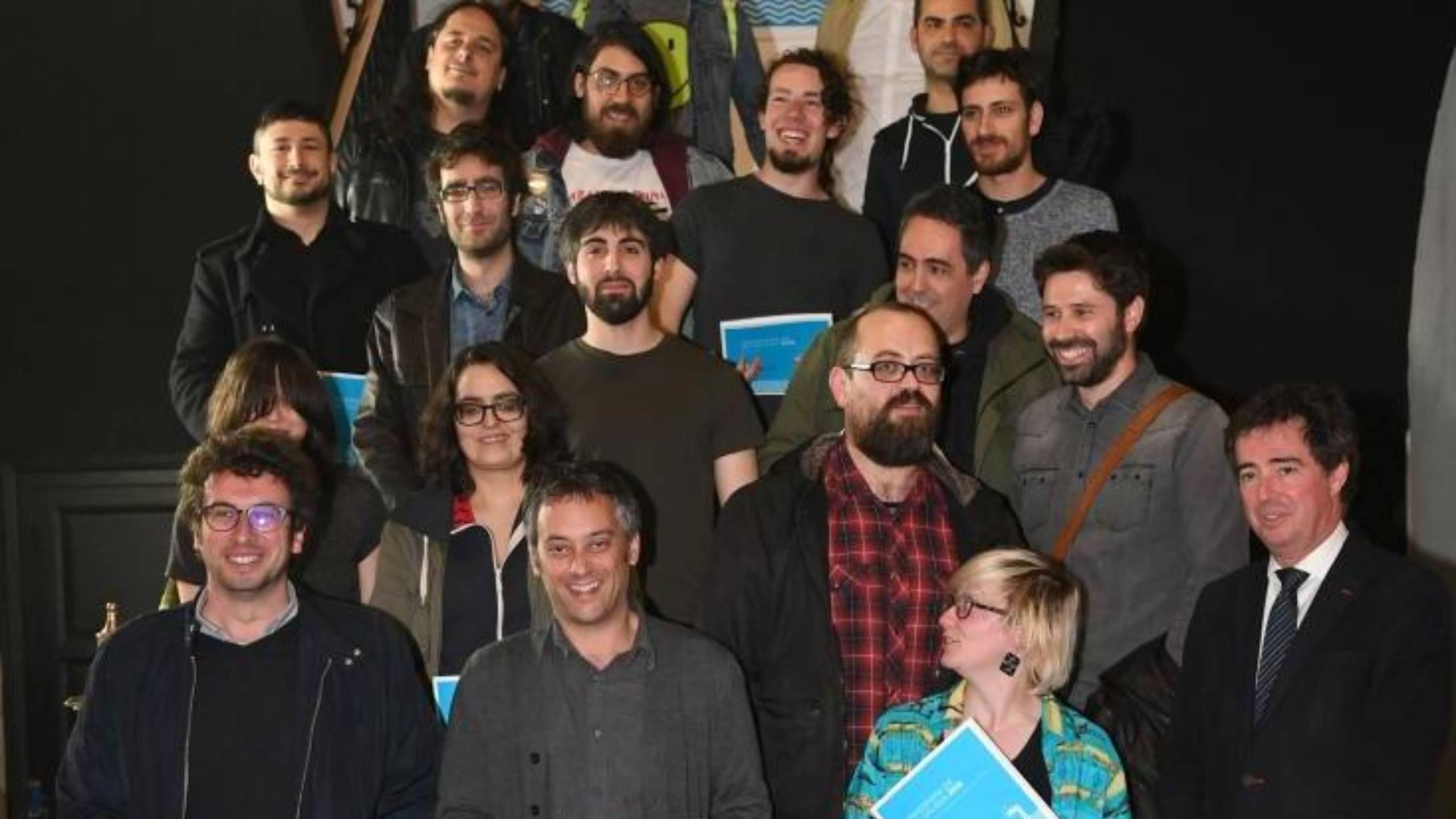 Autores BD galega