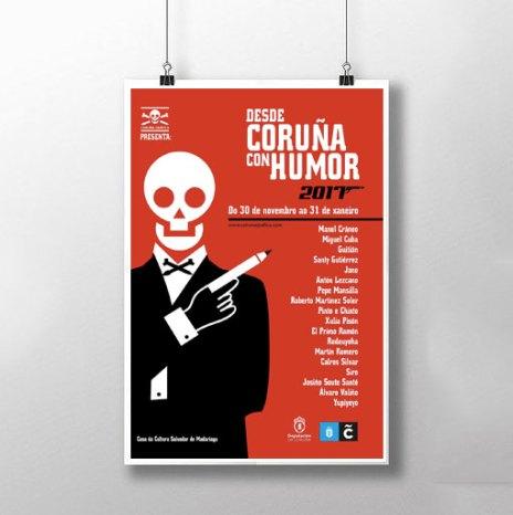 Expo Desde Coruña con Humor