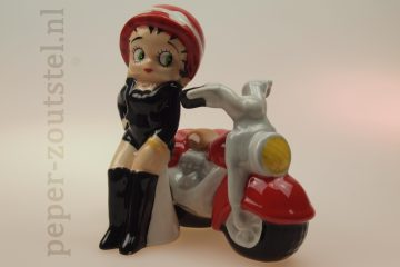 Betty-Boop-met-motor-Categorie-Animatiefiguren-peper-en-zoutstel