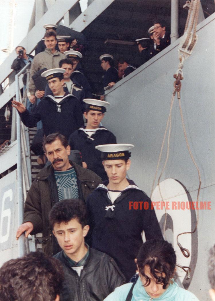 De la guerra de Bosnia al Mar Menor pasando por el Open Arms
