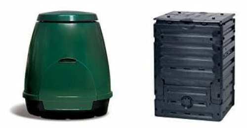 Concime organico naturale compostatore