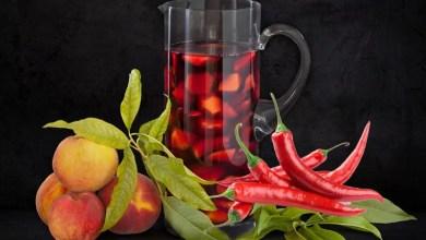 ricetta sangria piccante originale