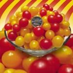 Tomates cerises Bonbon jaune