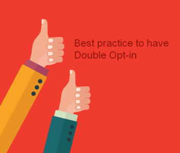 email best practices - doube opt in