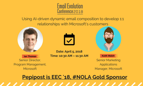 Email Evolution Conference-AI driven dynamic email