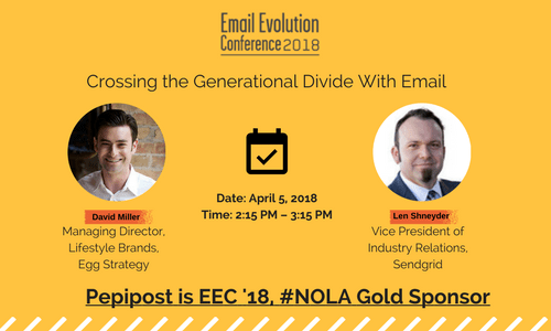 Email Evolution Conference-Generational divide