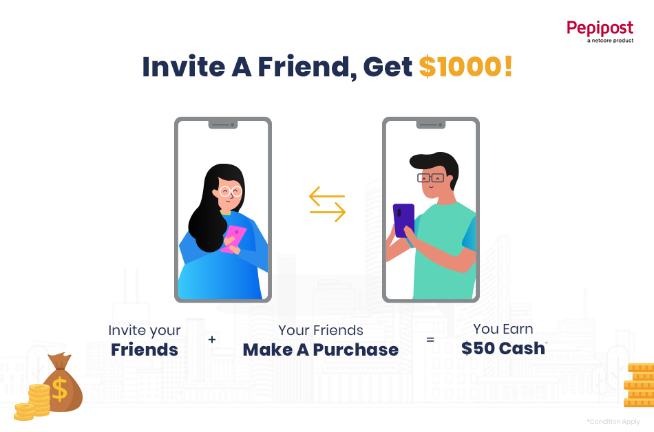 Refer and Earn $1000