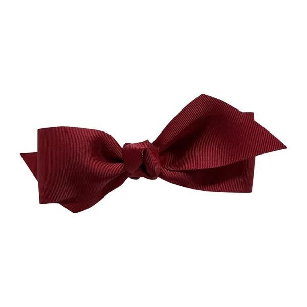 goma de pelo niñas color rojo