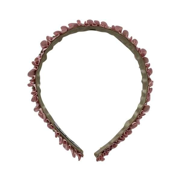 accesorios pelo niña diadema rosa