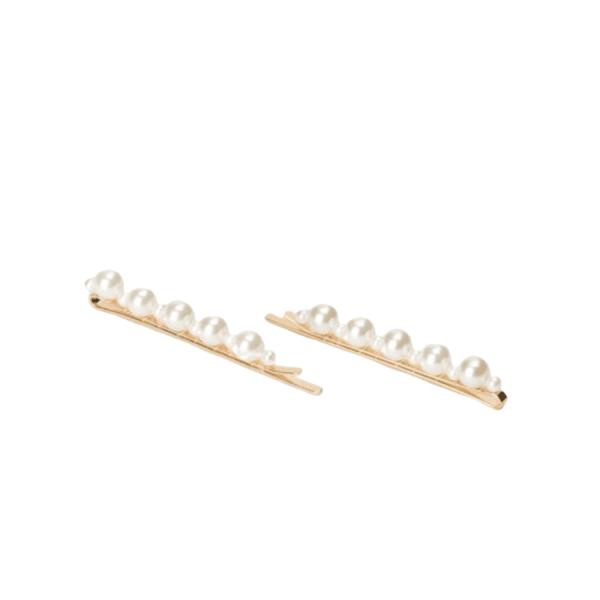 horquilla perlas siena