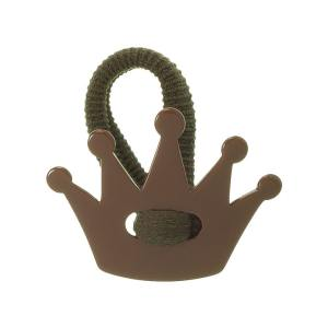 coletero corona marron