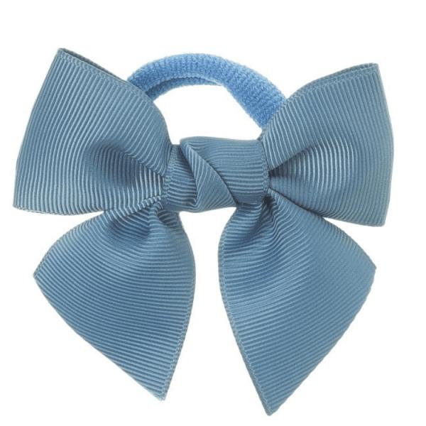 goma de pelo azul francia