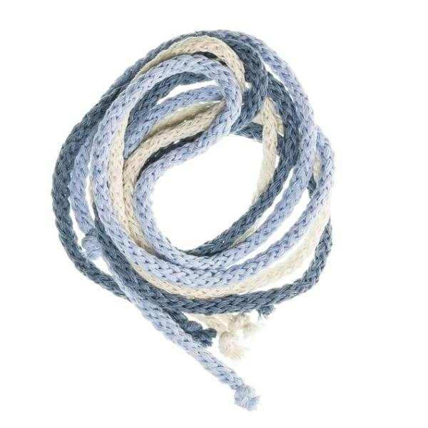 cordones de pelo para niñas de algodon