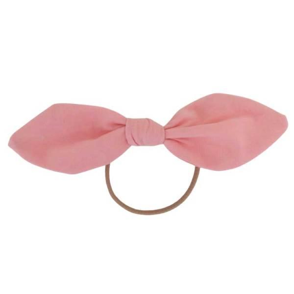 lazo de pelo para niñas rosa