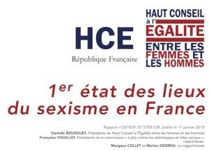 1er état des lieux du sexisme en France