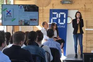 Conférence #MoiJeune – 20Minutes & OpinionWay