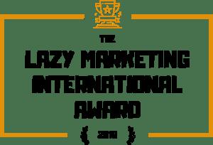 #LMIA2019 : Lazy Marketing International Award