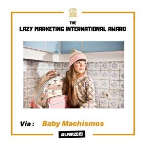 Copie de Baby Machismos - Jeune Premier