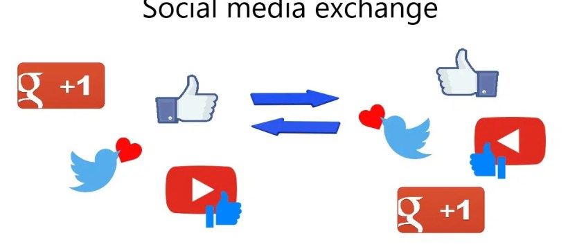 Social media exchange featured image