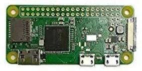 Raspberry PI Zero W unpopulated