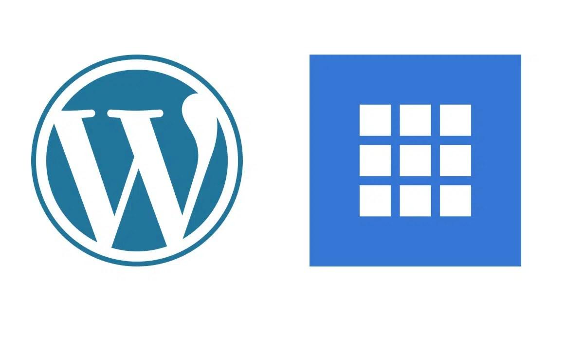 wordpress bluehost featured image