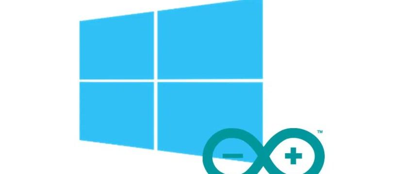 Arduino IDE Windows featured image