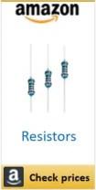 Amazon Resistors box