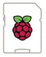 Raspberry PI OS logo
