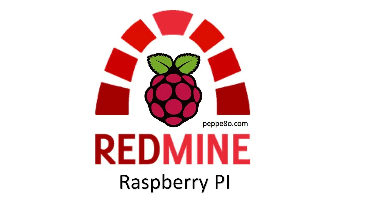Raspberry PI Redmine featured image